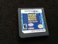 *Tested* High School Musical: Makin' the Cut Nintendo DS Game