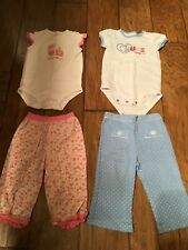 Lot of baby girls clothing Size 18 months