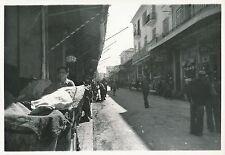 CNOSSOS c. 1935 - Rue de Commerces Enseignes   Grèce - DIV 6594