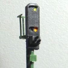 Fertigmodell Licht-Einfahr/Streckensignal 3 LED , Viessmann 4412 A