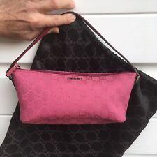 Authentic Gucci bag Gucci Pochette Gucci Handbag Vintage Gucci Bag GG Monogram
