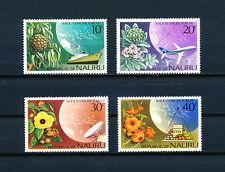 Nauru 142-5 MNH, South Pacific Forum 1976