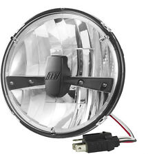*HEADLIGHT 1 X SEALED BEAM CONVERSION UPGRADE MAXILAMP 7 INCH LED AUTOLAMPS