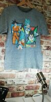 Dragonball Z T Shirt (XL) Manga, Anime, Comic tee shirt medium grey