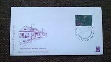 Dag van de postzegel 1991 blanco en open klep
