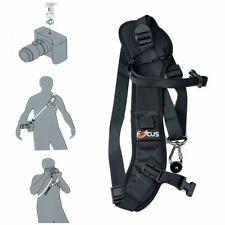 Focus F-1 Long Neck Sling Shoulder Belt Camera Strap Quick Rapid Capture Top