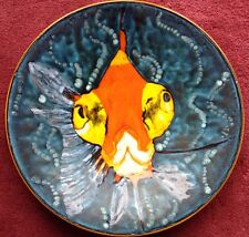 Poole Pottery, Large 16 Studio Charger, By S M Pottinger, Mint Condition.