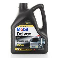 HUILE MOTEUR MOBIL DELVAC MX 15W40 (4L)