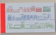 China Hong Kong 2013 Bus Souvenirs Sheets Booklet