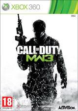 Call of Duty: Modern Warfare 3 (mw3) XBOX 360 * in ottime condizioni *