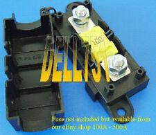 MEGA fuse holder (100 - 500 Amp rating)