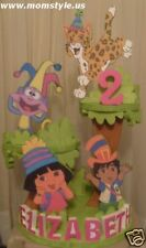 Dora the explorer & Digo birthday party decoration  BG