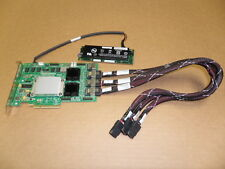 LSI MegaRAID MRSAS 84016E RAID Card with MR iBBU01 w/ Battery BBU MR SAS