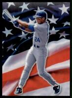 2020 Donruss Optic Stars and Stripes #SS5 Ken Griffey Jr. - Seattle Mariners