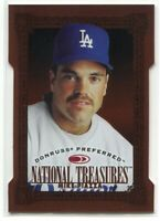 1997 Donruss Preferred Cut to the Chase 171 Mike Piazza NT B National Treasures