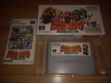 Super Mario RPG - Super Famicom Nintendo SFC SNES JP Japan Import SMRPG Complete
