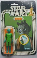 Vintage Star Wars, 1979, Greedo, 20-Back-C, MOC