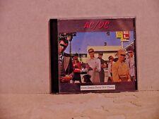 ACDC DIRTY DEEDS DONE DIRT CHEAP CD ORIGINAL 1981 ATCO RELEASE + RARE CD SINGLE