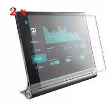"2 x Clear Screen Protectors  for Lenovo Yoga Tab 3 Plus YT-X703F 10"" (2016 rel)"