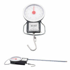 Weighing Scale Baggage Luggage Suitcase Portable Travel Hook Up to 70.5 Lbs.