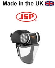 JSP PowerCap Active Black Universal Plug - 8HR RESPIRATORY PROTECTION