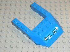 LEGO TRAIN 9v Blue Wedge 6 x 8 ref 32084 / set 4560 4561  Railway Express