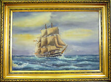 "UNSIGNED! THE FRIGATE ""JYLLAND"". NO RESERVE"