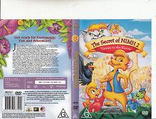 The Secret of NIMH 2-1998-Animated-Movie-DVD