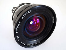 Nikon Nikkor UD 20 mm 1973-AI converti-Excellent!