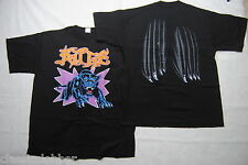 KITTIE PANTHER ATTACK T SHIRT XL NEW OFFICIAL SPIT ORACLE BAND UNTIL THE END