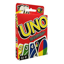 UNO Card Game Family Card Games Mattel Board Game