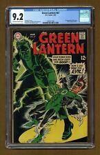 Green Lantern (1st Series DC) #67 1969 CGC 9.2 1497611006