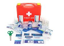 Large Professional Burns First Aid Kit Scalds Kitchen Catering  Workplace HSE