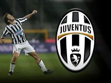 POSTER ALESSANDRO DEL PIERO JUVE JUVENTUS FOOTBALL #5