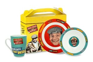 Only Fools and Horses 3 Piece Breakfast Set GREAT GIFT IDEA in Display Box