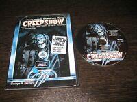 Creepshow DVD Adrienne Barbeau Leslie Nielsen Ed Harris