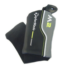 NEW 2017 TaylorMade M2 Black/Grey/Lime Green Hybrid Headcover