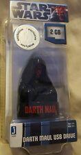 STAR Wars Darth Maul unità USB GIOCATTOLI R US Exclusive Stick Flash Disco