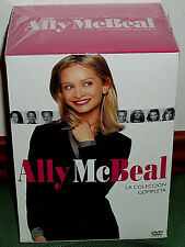 ALLY MCBEAL 1-5 TEMPORADAS SERIE COMPLETA PACK 30 DVD NUEVO PRECINTADO R2