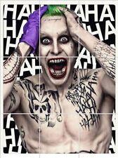 Suicide Squad Joker Jared leto Wall Art Huge section Poster Print 126cm x 89cm