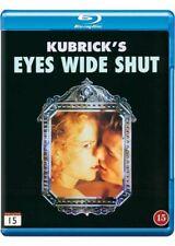 Eyes Wide Shut (1999) Tom Cruise Nicole Kidman Blu-Ray New Free Ship