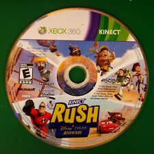 Kinect Rush: A Disney Pixar Adventure ( Xbox 360, 2012) Disc Only # 14801