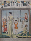 Septembre 1932 Le petit écho de la mode N°37 Hebdomadaire féminin Illustré