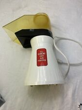 Vintage Kmart 'The Great Hot Air Popper' Corn Popcorn Maker - Model 48502A