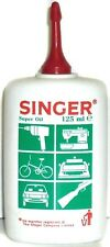 SINGER DOMESTIC SEWING MACHINE OIL 125ML, FREE P&P