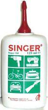 Aceite de máquina de coser Singer Nacional 125ML, Libre P&P
