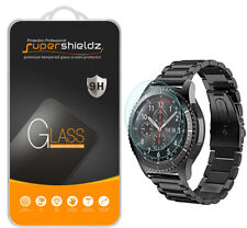 2x Supershieldz Tempered Glass Screen Protector for Samsung Gear S3 Frontier