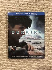 Dunkirk Blu-ray + DVD