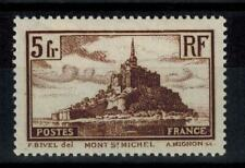 """(b18) timbre France n° 260 neuf* année 1929 """"MH"""" type2"""