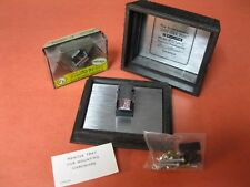 SHURE V15 III CARTRIDGE & NOS EV PM3146DE JAPAN DIAMOND NEEDLE FOR TURNTABLE EXL